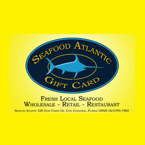 Seafood Gift Card