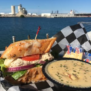 Seafood Atlantic Real Tuna salad Tuna Melt Homemade Soup