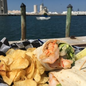Fresh Seafood Waterfront Port Canaveral